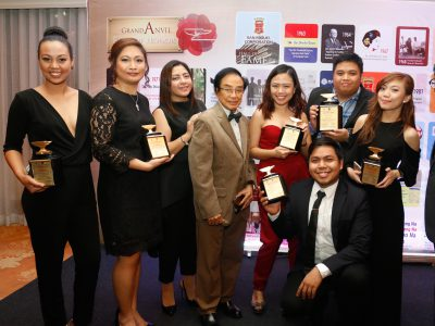 Grupo Agatep bags eight metals for Anvil Awards 2017